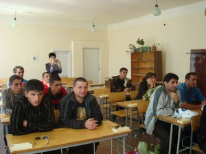 Complition Of Adult Training for Constrution Licensing In Cooperation Wi...
