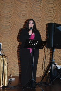 Ms. Anett Abrahamian commences AAEF 4th Anniversary Gala