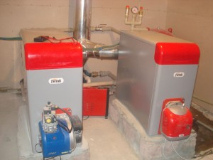 Ararat New Heat. System Gas & Disel