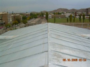Ararat VHS New Roof Sponsored  by AAEF