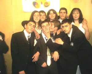 Gyumri  2 VHS senior class last day celebration (Verjin Zang)