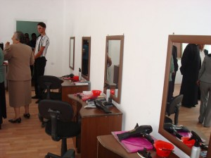 Maralik VHS new beautician workshop