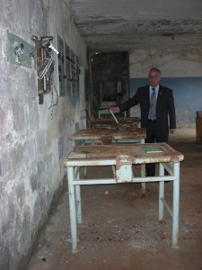 Maralik VHS old workshop 183