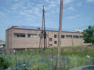 Maralik-VHS-dormitory-building-during-roof--remodeling--