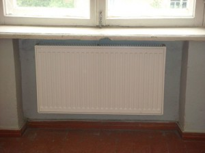 New heating system in Vanadzor VHS 160