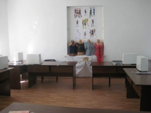 Yeghegnadzor VHS new furnished sewing and Tayloring workshop